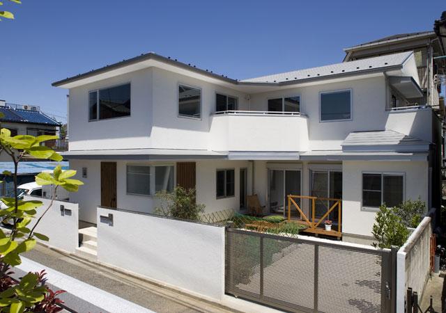 二世帯住宅 リノベーション(フルリフォーム) 築30年戸建て(2階建て)